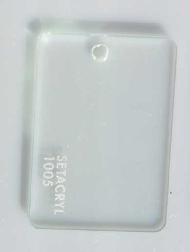 Acrylic  Glass Edge  1005 4 mm