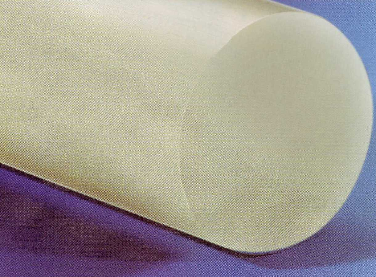 PPH EXTRUDED ROD BEIGE 1m 1m  10 mm