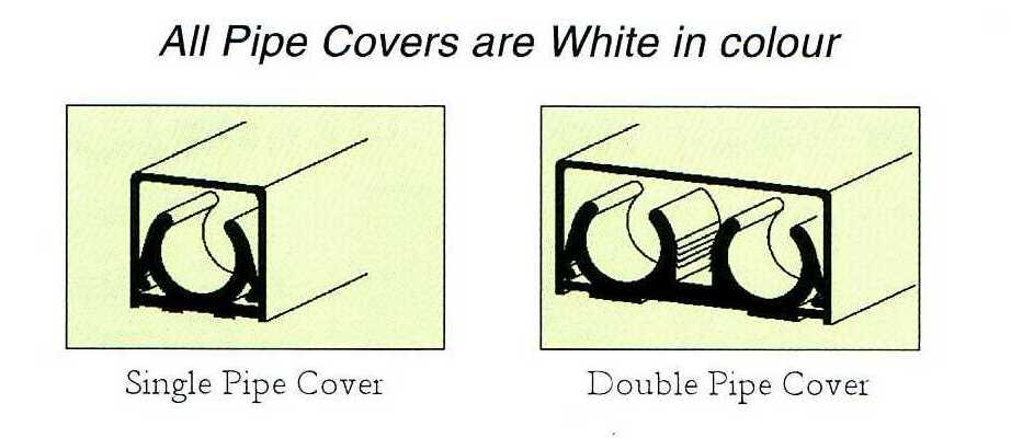 Pvc Pipe Cover