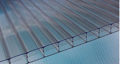 10mm Polycarbonate Roofing 6m